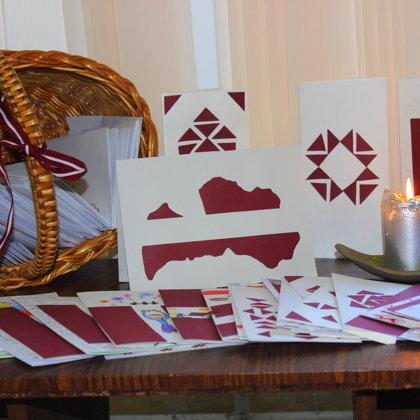 16. novembris - ieskandinām Latvijas 99 - to dzimšanas dienu